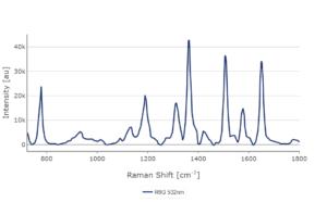 SERS Spectra of Rhodamine 6G